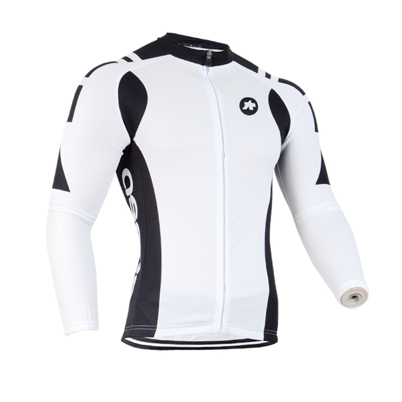 New 2016 Mens Cycling Jerseys Pro font b Team b font Breathable Bicycle Clothing Long Sleeve