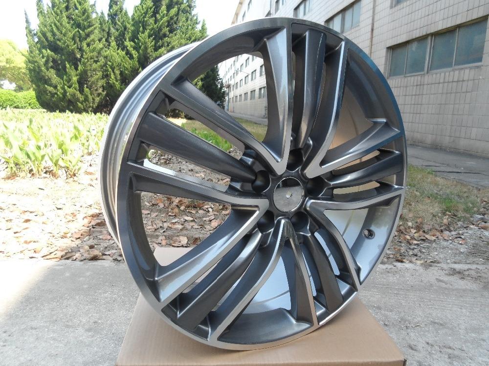 4 Новый 18x8 Спецификация.0Rims колеса ет 35мм УП 66.1 мм, колесные диски W410