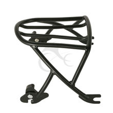 цена на Solo Detachable Luggage Rack For Harley Davidson Sportster XL1200 XL883 2004-17 Forty Eight