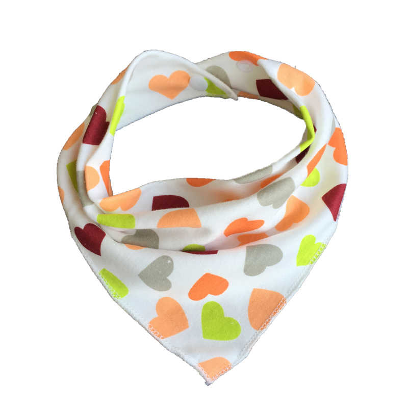 10 шт./лот детские нагрудники 100% хлопок треугольный головной платок мальчик платок, комплект одежды для девочки, детский бандана, слюнявчик нагрудник
