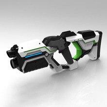 MAG p90 VR Handgun Tiro juego controlador de pistola para HTC vive auriculares virtual reality VR experiencia tienda (menos stock, blanco)