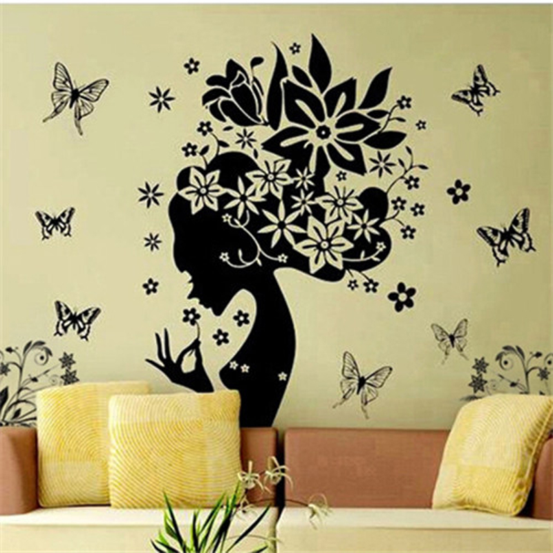 Fashion Wall Decor Images - home design wall stickers
