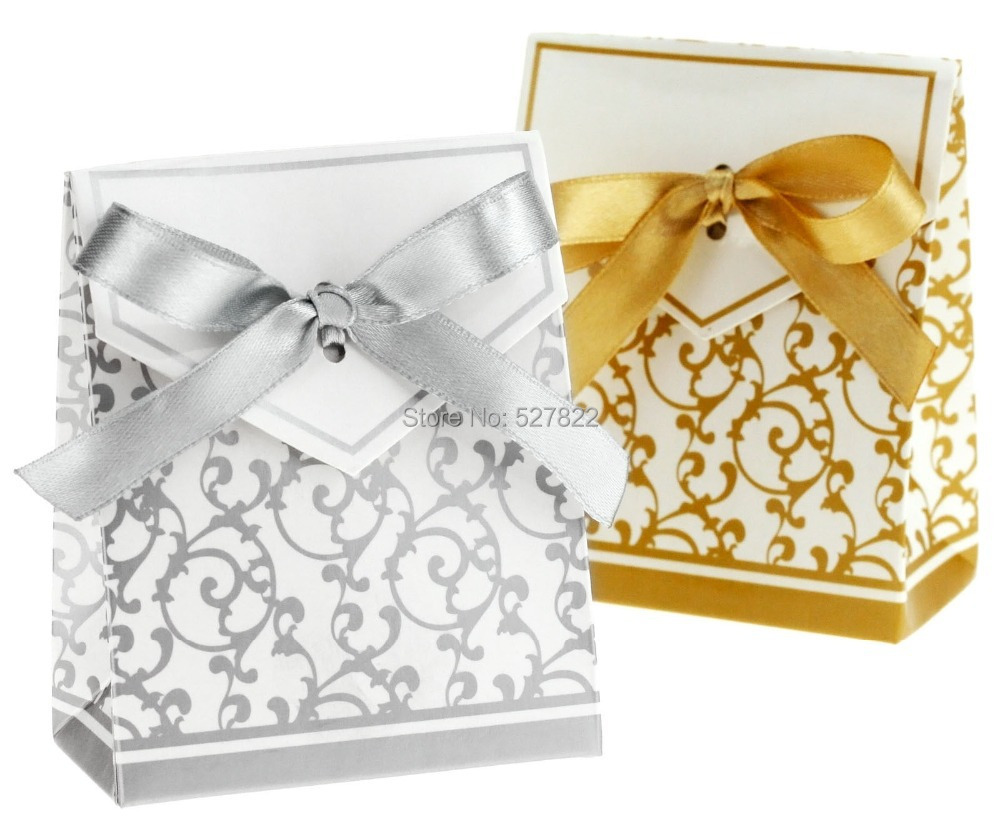 Wedding Favors and Gifts Baby Shower Paper Candy Box Ferrero Rocher ...