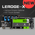 LERDGE-X 3D Printer Controller Board for Reprap 3d printer motherboard with ARM 32Bit Mainboard control with 3.5Touch Screen