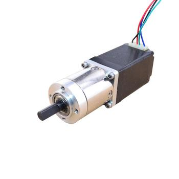 14:1 Planetary Gearbox Nema 11 Geared Stepper Motor 0.71 A Bipolar L=51mm 4-lead for CNC 3D Printer image