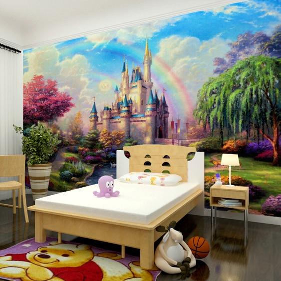 Sala De Dibujos Animados Estéreo Wallpaper Habitación Sala Sofá