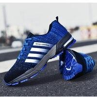Дышащая беговая Обувь; модная спортивная обувь больших размеров; 48; популярная мужская повседневная обувь; 47; удобная женская обувь для пары...