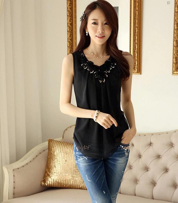 HTB1R6euLXXXXXa.XVXXq6xXFXXXB - Blusas femininas blouses blusa feminino Sleeveless Shirt S-6XL Plus Size