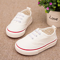 Kids shoes girls lona de los niños shoes zapatillas de chicos 2017 niños del otoño del resorte casual shoes shoes girls de algodón hecho a bebé 6 color