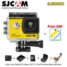 Original SJCAM SJ5000X Elite 4K 24fps &2K 30fps Gyro Waterproof Sport Camera 1080P Full HD Diving SJ 5000x wifi MINI Action CaM