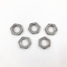 1/2NPS Lock Nut with Groove, 5pcs/lot, Stainless Steel 304, Homebrew Hardware, Pump fitting