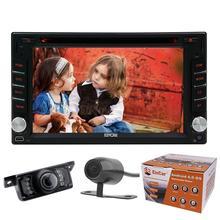 Android 6.0 Car dvd Stereo Autoradio GPS Navigation 2Din GPS FM Radio Head unit WiFi 1080P Video Mirrorlink+ Backup/Front camera