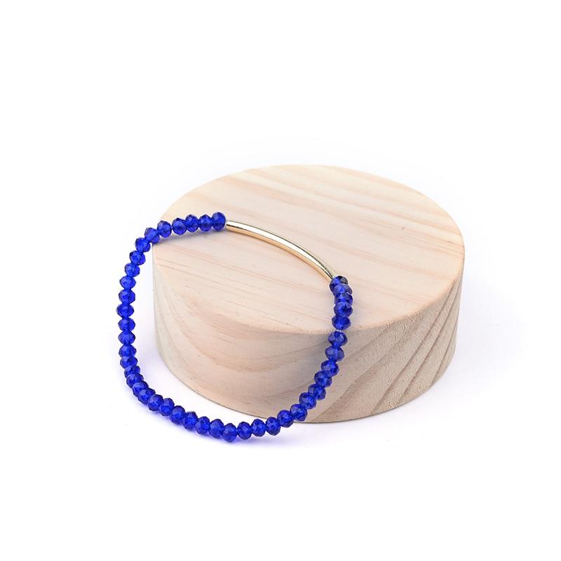 Bracelet Crystal Blue