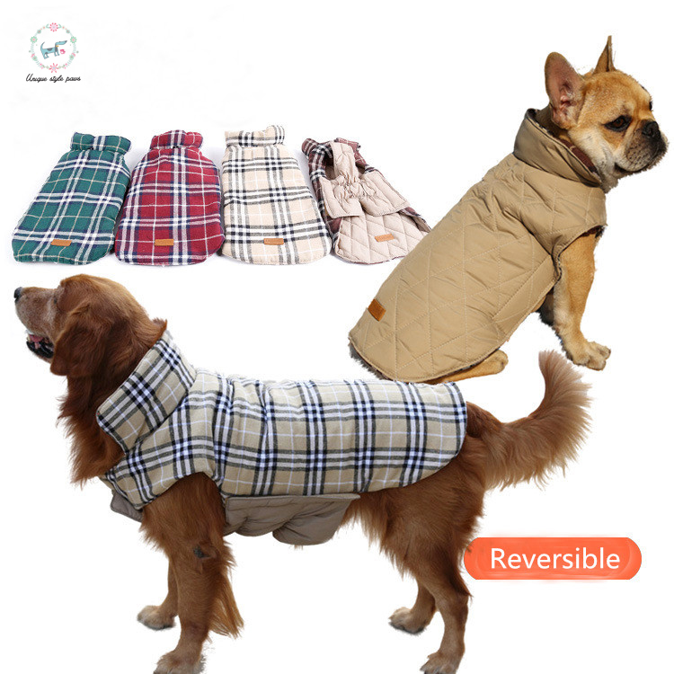 aliexpress   buy 2016 waterproof reversible dog jacket