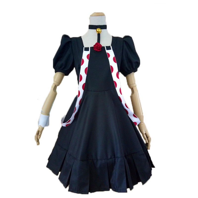 Anime Tokyo Ghoul Juuzou Suzuya Cosplay Costume Dress full set with socks and accessory for Women and Man Customize New