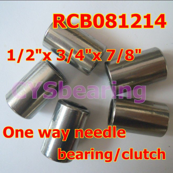 "1 pc RCB081214 1//2/""x 3//4/""x 7//8/"" One Way Clutch Needle Bearing"