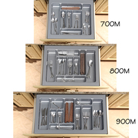700/800/900M Kitchen Cabinet Cutlery Organiser Cutlery Tray Tableware Storage Tray Cutlery Organizer Kitchen Tools