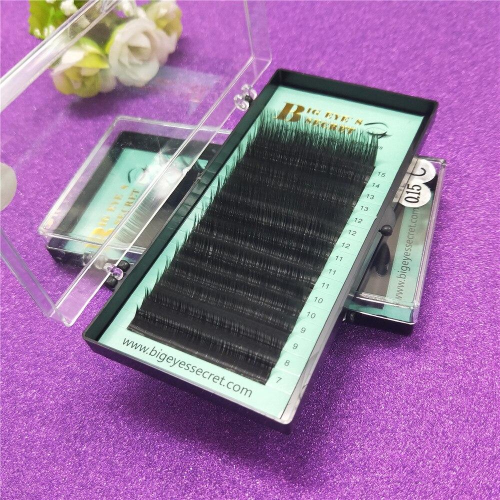 Promotions price Synthetic mink eyelash extension Faux individual eyelashes natural eyelashes silk lashes eyelash extension