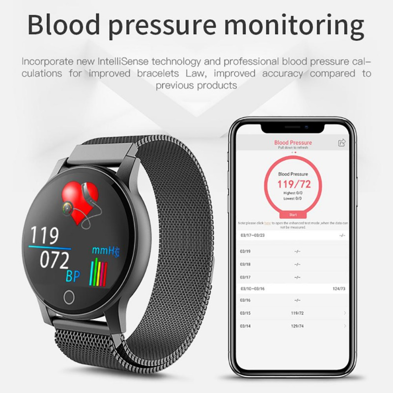 R2 Smart Bracelet Sport Pedometer ECG Heart Rate Blood Pressure Monitor Fitness Band ECG Mode Bluetooth Fitness Tracker