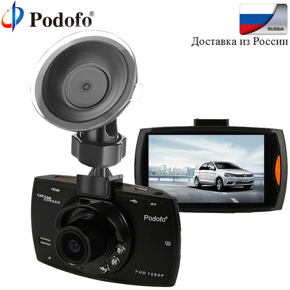 Podofo 2 7 Mini Car DVR Dashcam 1080P Full HD Car font b Camera b font