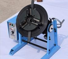 30KG HD-30 Welding Turntable Positioner With WP200 Lathe Chuck 220V