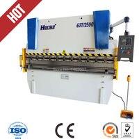 WC67Y-63T/2500 الانحناء آلة للمعادن العمل