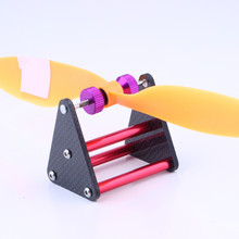 Carbon Fiber Magnetic Multi-axis Rack Propeller Balancer For Quadcopter FPV Helicopter Airplane f cloud gepu gep vx5 through machine four axis carbon fiber through the rack x frame aluminum alloy keel structure