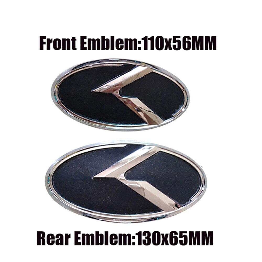 KOUP Genuine OEM Front Grille KIA LOGO emblem 1pc 2009-2013 KIA FORTE