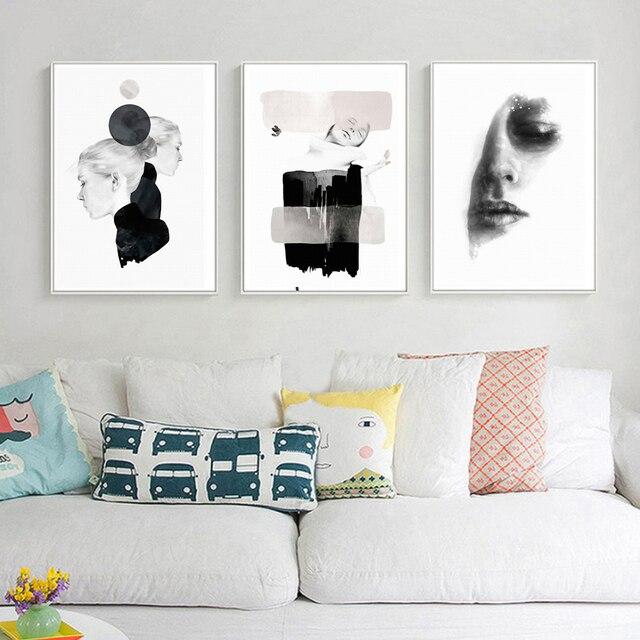 Funny Decoration For Room Unframed