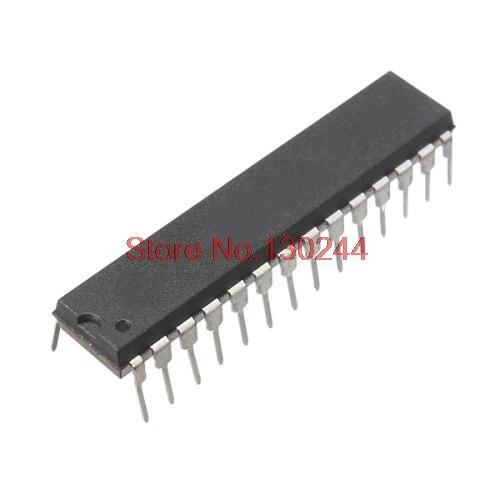 2 sztuk/partia PIC16F876A-I/SP DIP28 PIC16F876A DIP 16F876A DIP-28 hnanced Flash mikrokontrolery nowy i oryginalny IC w magazynie