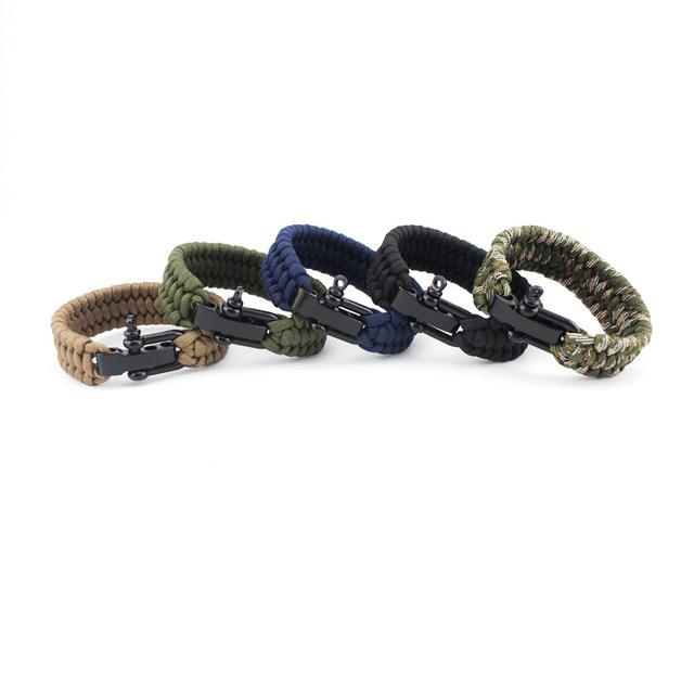 Survival Braided Rescue Rope 3