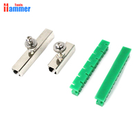 Green gluetabs Curved Variety Pack Flexible Smooth Crease Glue Tabs car dent repair tool A tool dent magic tools