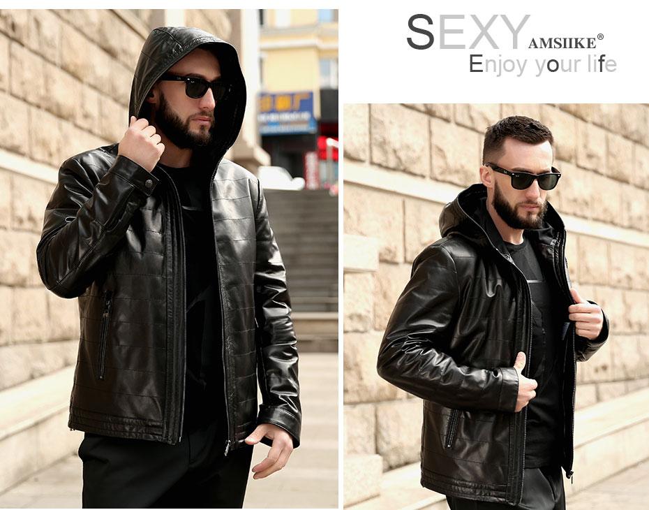 b222e77d188 ... New style Sheepskin Chaqueta Black Casual Plaid Hoodie Coat A16050 M-8XL.  jacket-men 01 jacket-men 02 jacket-men 03 jacket-men 04 jacket-men 05 ...