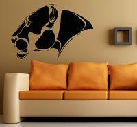 Wall Decals Vinyl Decal Lion Sticker Animals Lioness Head Bedroom Decor Art