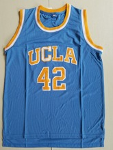ae45aa034 ... ireland oln cheap throwback basketball jerseys 42 kevin love ucla  college blue jersey stitched retro mens
