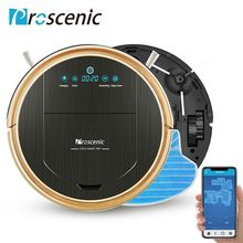 Proscenic 790T Robot Vacuum Cleaner Max Power Suction with App Control Self-Charging for Home