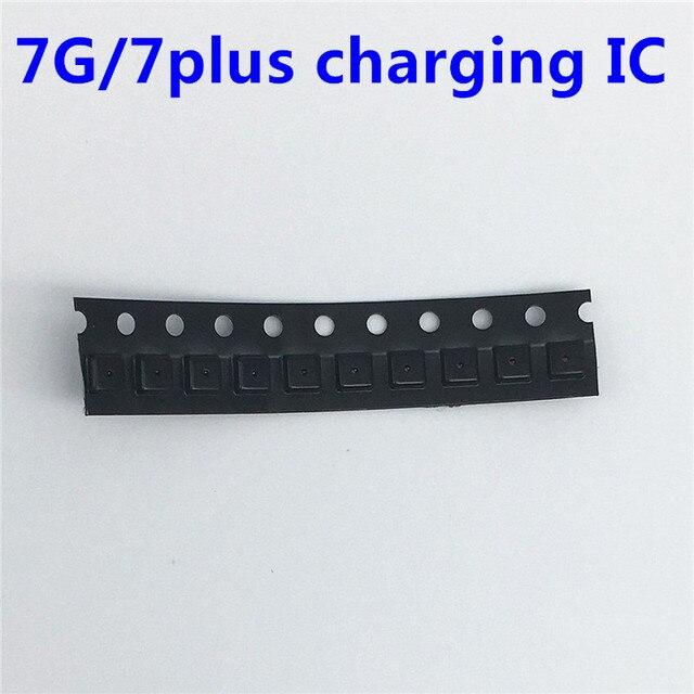 Новый Оригинальный 10 шт./лот 610A3B 610A3 36 контактов USB зарядное устройство зарядки ic для iphone 7 7-plus
