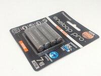 4 шт./лот новый оригинальный аккумулятор для Panasonic Pro AAA 950 mAh 1,2 V Ni-MH предварительно заряженные аккумуляторные батареи, сделанные в Японии, 4 шт....