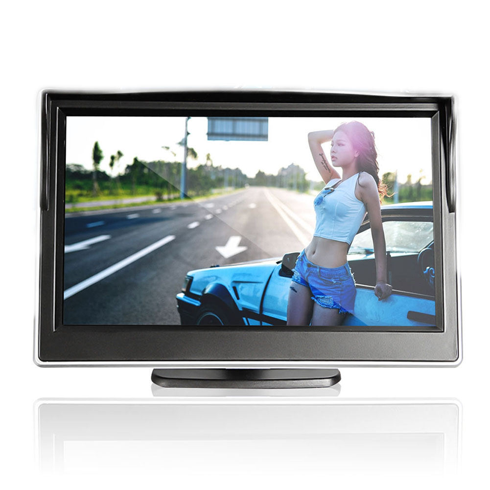 5 800*480 TFT LCD HD 5 inch TFT 5:3 Screen Monitor for Car Rear Reverse Rearview Backup