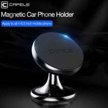 Cafele Magnetic Car Phone Holder For Xiaomi 9 iPhone X Xs Max Accessories Stand In Cellphone Support