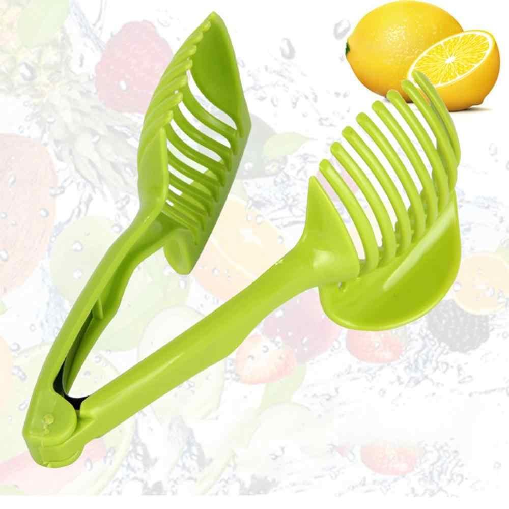 Limón fuente cortadora creativa cocina Gadget herramienta fruta separador de fruta vegetal separador