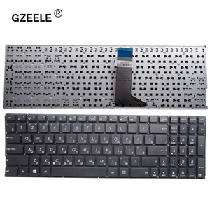 Image 1 - GZEELE RU Russian laptop Keyboard for ASUS X554L X554LA X554LI X554LN X554LP X554 X503M Y583L F555 W519L A555 K555 without frame