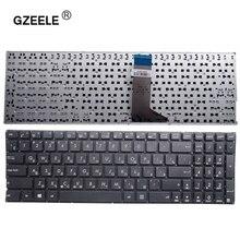 GZEELE RU Russo Tastiera del computer portatile per ASUS X554L X554LA X554LI X554LN X554LP X554 X503M Y583L F555 W519L A555 K555 senza telaio