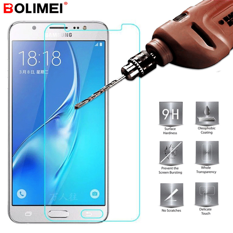 0.26mm 9h Tempered Glass For Samsung Galaxy S7 S6 S5 J1 J3 J5 J7 2016 2015 Screen Protection A3 A5 A7 2017 Tempered Glass Film