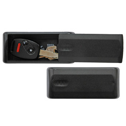 Master Lock 207D Portátil Caixa De Plástico Anti-Ferrugem de Construção Chave Magnética Ímã Escondido Cofre Caixa de Caixa de Armazenamento De Chave