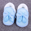 0-1Y Infant Winter Shoes Kids Girl Warm First Walkers Soft Cotton Prewalker Shoes