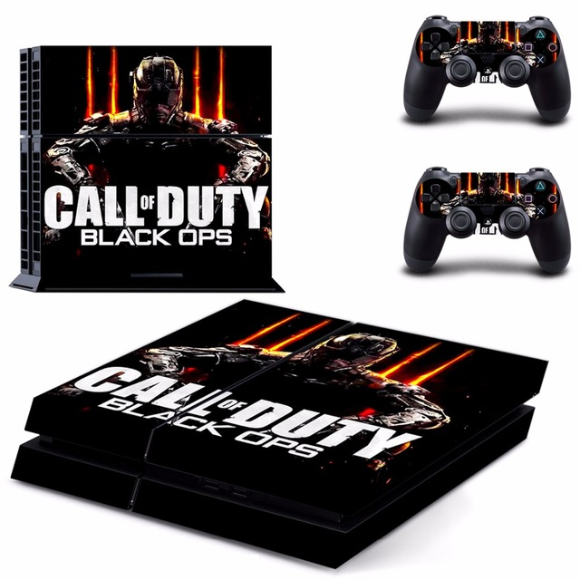 Game Call Of Duty Black Ops Iii Ps4 Skin Sticker Consoleskins Co