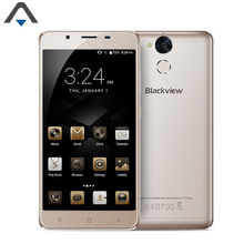 Android 7.0 Smartphone Blackview P2 Lite Octa Core RAM 3GB ROM 32GB 5.5 inch 6000mAh 13MP FHD Fingerprint ID OTG FM Earphone