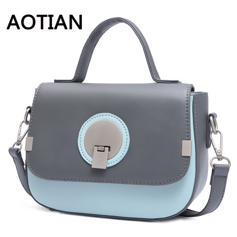 2017 Hot Sale New Style Shoulder Bag Women Leather Handbags Messenger Bags Totes Ladies Clutch Crossbody Bag