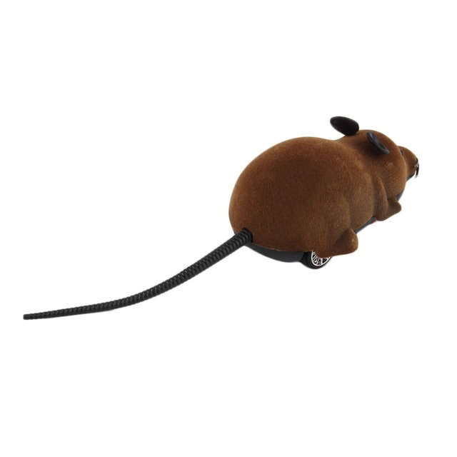 RC Mouse Electronic Cat Toy